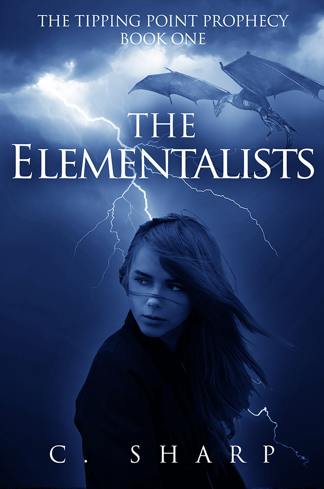 The Elementalists Cover